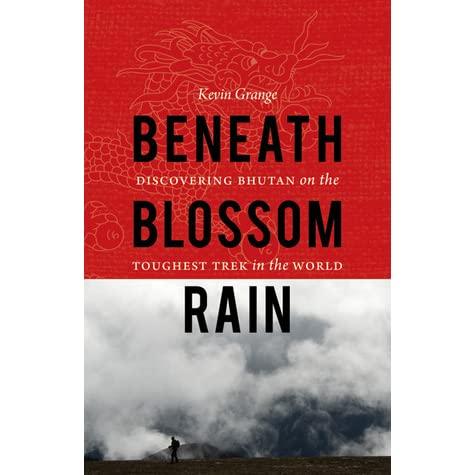 Beneath-Blossom-Rain-bhutan-Kevin Grange-soul-travel