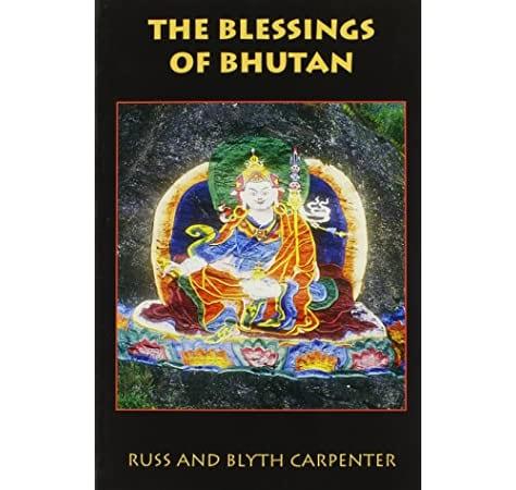 przeglad-ksiazek-o-bhutanie-the-blessings-of-bhutan-soul-travel